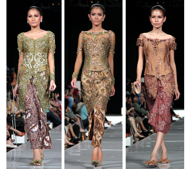 model kebaya dress terbaru 25 baju pesta kebaya dress 13 gambar dress
